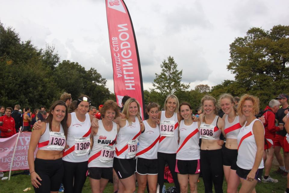 women xc claybury