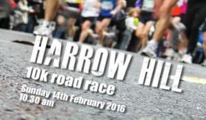 Harrow Hill 10k image